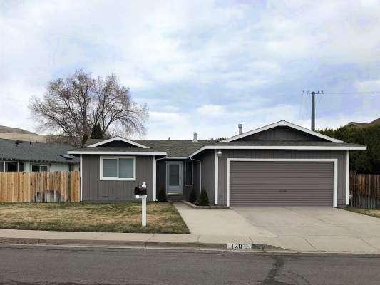 120 Dyer Ct, Carson City