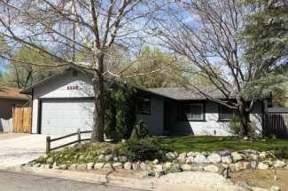 2228 Meadowbrook, Carson City