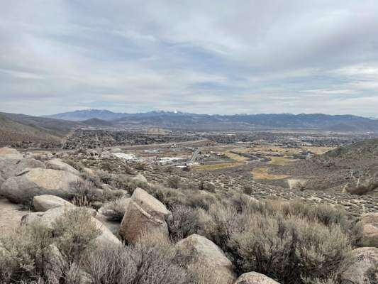 60 Acres Vacant Land, Carson City, NV