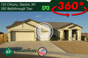 102 Chicory Court, Dayton, NV | Bradway Properties | 775-461-0081