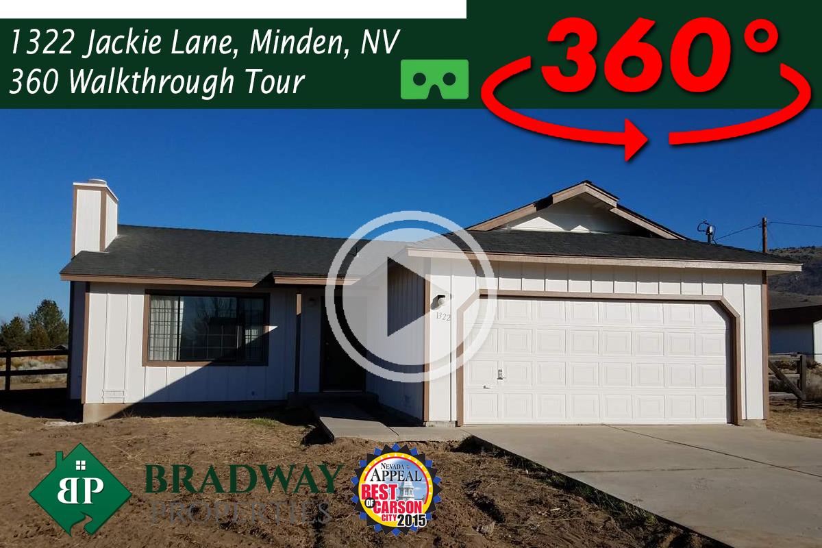 1322 Jackie Lane, Minden, NV
