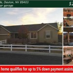 105 Creekside Dr, Dayton, NV 89403