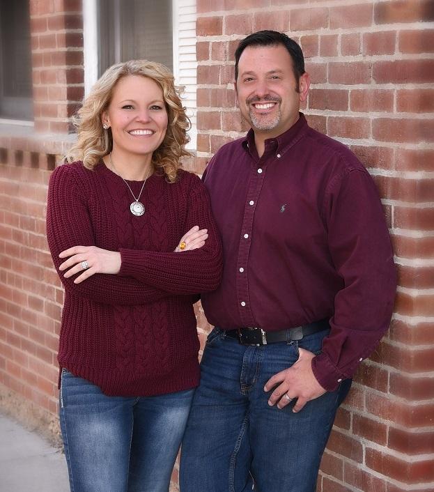 Megan and Vince LoPresti