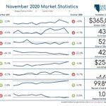 Carson City Nevada November 2020 Market Report by Megan LoPresti